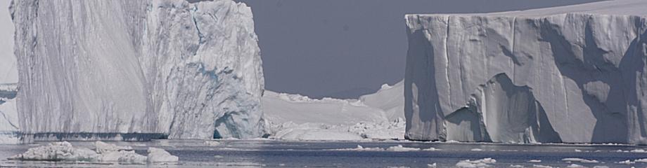 Das Tor zum Eis